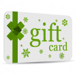 Beautiful gift card — Vettoriali Stock