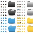 Icons Set for Web Applications — Stockvector #14016990
