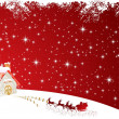 Christmas background — Stock Vector #14017134