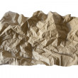 Crumpled paper background — Stock Photo #19336479