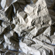 Stock Photo: Crumpled paper background