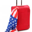 Stock Photo: Concept of emigration, immigration, relocation