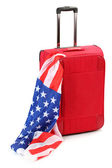 The concept of emigration, immigration, relocation — Stock Photo
