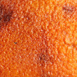 Stock Photo: Rotten orange texture, close up