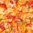 Tasty pepperoni pizzclose-up — Stock Photo #13847877