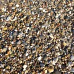 Beach stones close-up — Stock Photo #14080369