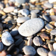 Beach stones close-up — Stock Photo