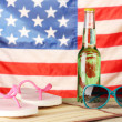 Concept of Labor Day in America, close-up — Stock Photo #15520621