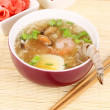 Chinese soup — Stock Photo #15674573