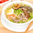 Chinese soup — Stock Photo #15674579