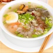 Chinese soup — Stock Photo #15674591