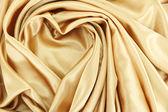 Beautiful silk drape, close up — Stock Photo