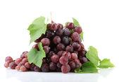 Raisins sucrés isolés sur blanc — Photo