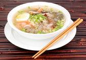 Zuppa cinese — Foto Stock