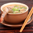 Chinese soup — Stock Photo #17213197