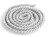 Skein of rope isolated on white — Stock Photo