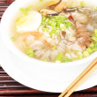 Chinese soup — Stock Photo #17384667