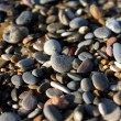Beach stones close-up — Stock Photo #17406179