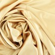 Stock Photo: Beautiful silk drape, close up