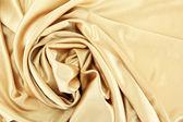Bellissimo drappo di seta, vicino — Foto Stock