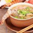 Chinese soup — Stock Photo #18571433