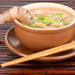 Chinese soup — Stock Photo #18571437
