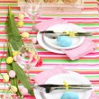 Easter table setting — Stock Photo #19893751