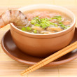 Chinese soup — Stock Photo #20662357