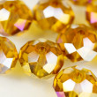 Gem stones close-up - Stock Photo