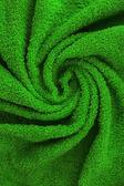 Handdoek textuur close-up — Stockfoto