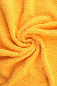 Towel texture close up — Stok fotoğraf