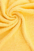 Handdoek textuur close-up — Stockfoto