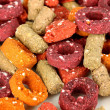 Dry dog treats close up — Stock Photo #21503963