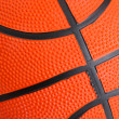 Basketball, close up — Stock Photo