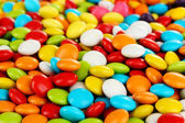 Colorful candies close up — Stock Photo