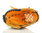 Baseball glove isolated on white — Stock Photo