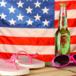 Concept of Labor Day in America, close-up — Stock Photo #23191214