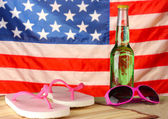 Concept of Labor Day in America, close-up — Stock Photo