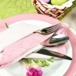 Easter table setting — Stock Photo #24025217