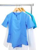 Medical clothing on hunger — Stock Photo