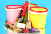 Set for painting — Stock Photo