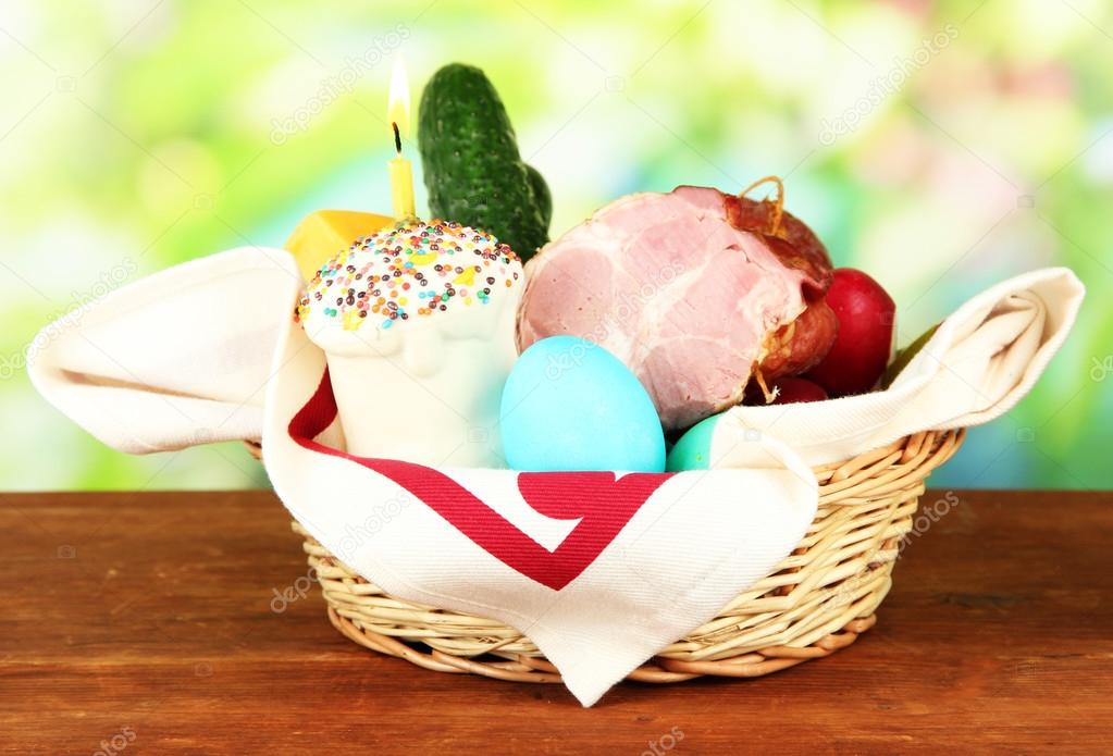 Easter Basket Stock Photos amp Pictures Royalty Free Easter