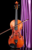 Classical violin — Stock Photo