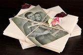 Vintage memories close up — Stock Photo
