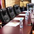 Stock Photo: Interior of empty conference room