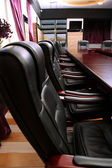 Interior of empty conference room — Stock Photo