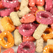 Dry dog treats close up — Stock Photo #25093135