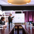 Business training at office — Stock Photo #25886877