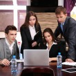 Business working in conference room — Stock Photo #25889011
