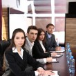 Business working in conference room — Stock Photo #26380051